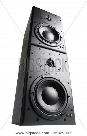 Towering Loudspeakers