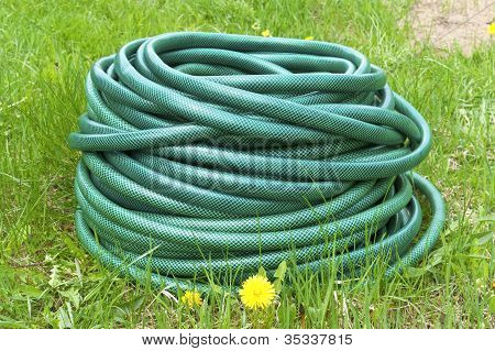 Garden hose for water