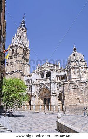 Kathedrale von Toledo, Spanien.