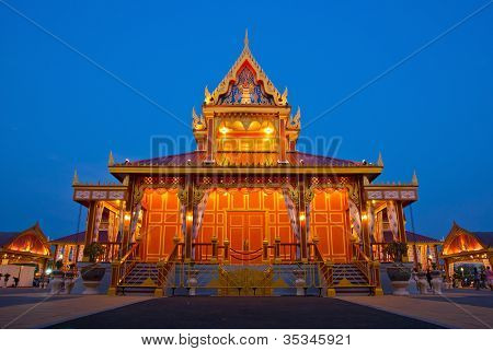 Royal Funeral Architecture