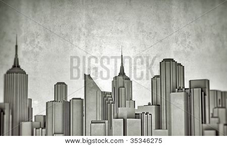 Downtown Skyline