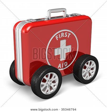 Medical assistance concept