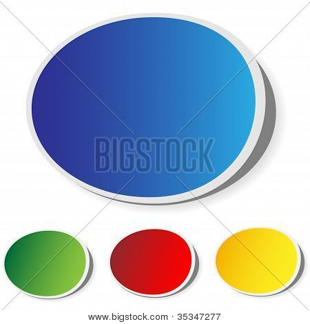 Set color stickers