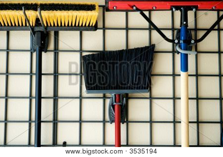 Brooms And Other Supplies