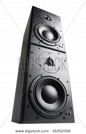 Towering Loudspeakers
