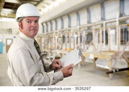 Industrial Inspector