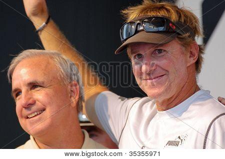 Ken Read (usa), Skipper, Puma Powered By Berg (aka Mar Mostro)