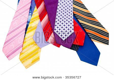Colourful Mens Ties