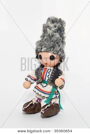 Traditional Moldavian Doll