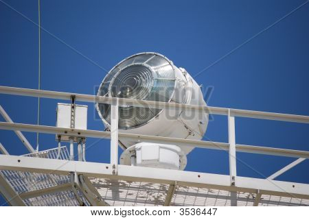 Rotating Beacon Closeup