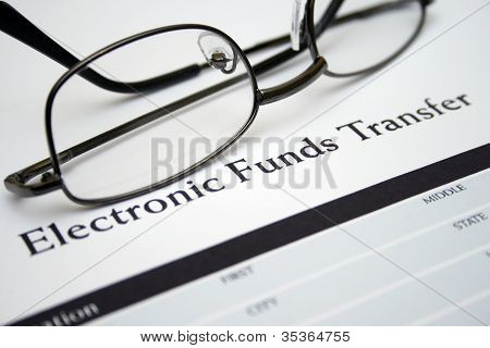 Transferencia electrónica de fondos