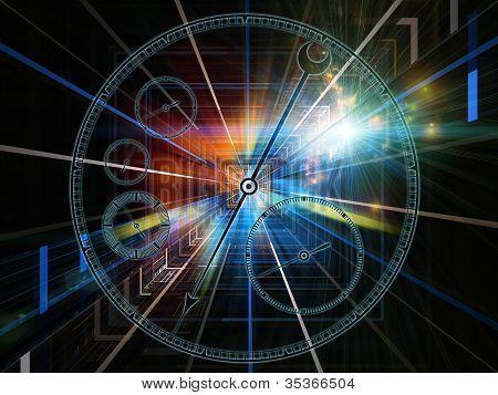 Energy Of The Chronometer