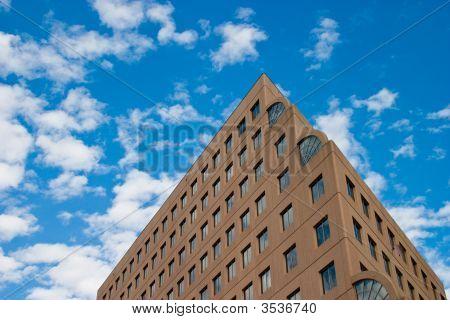 Modern Urban Pyramid
