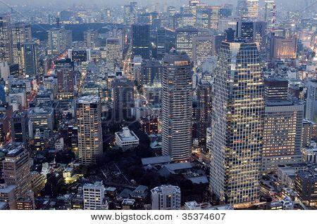 Stadt Tokio