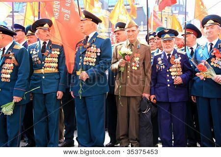 Parade der Sieg