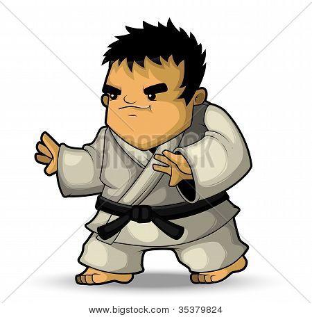 Judo Athlete