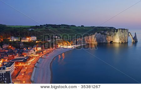 Etretat,Normandy,France
