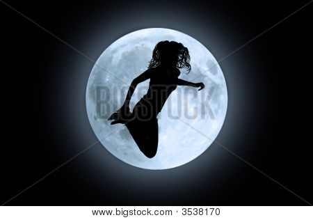 Jumping To The Moon