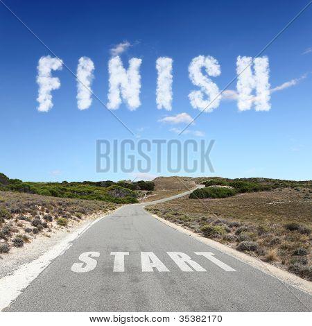 Camino hacia la final