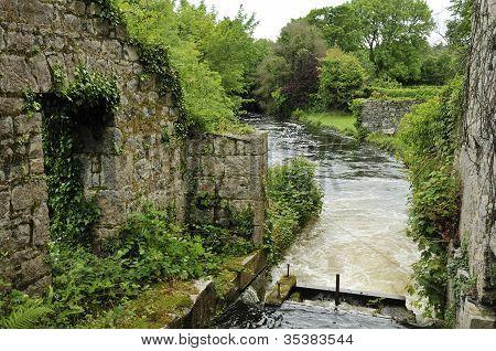 Waterwheel at Mill Bridge