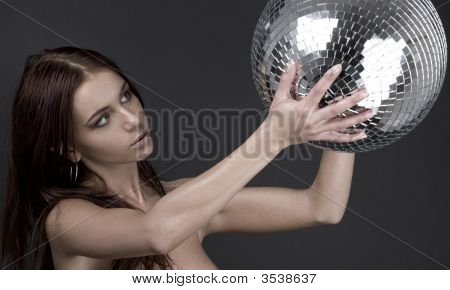 Wild Thing With Glitterball