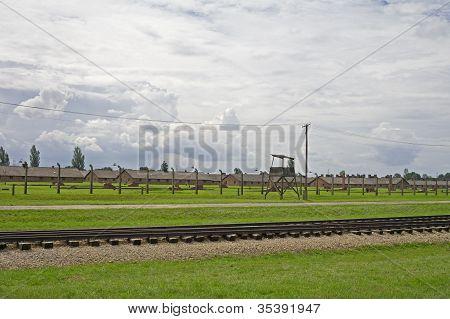 Landscape of Auschwitz