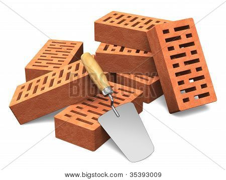 Building and construction industry concept