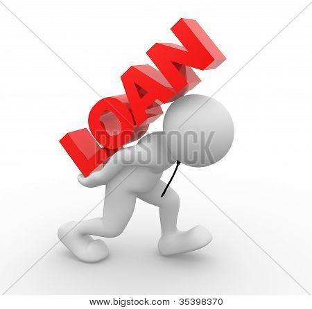 """Word """"loan"""""""