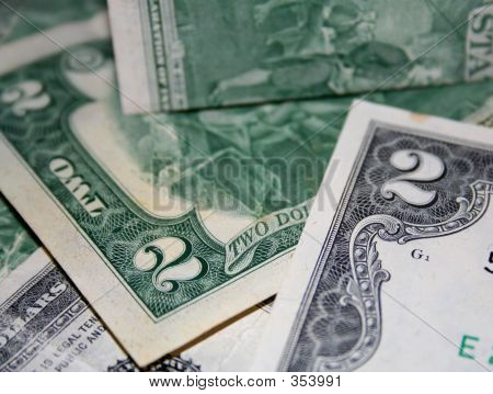 Two Dollar Bills