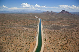 foto of pima  - Central Arizona Project  - JPG