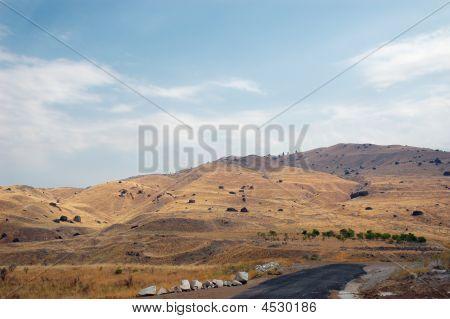 Deserted Hills