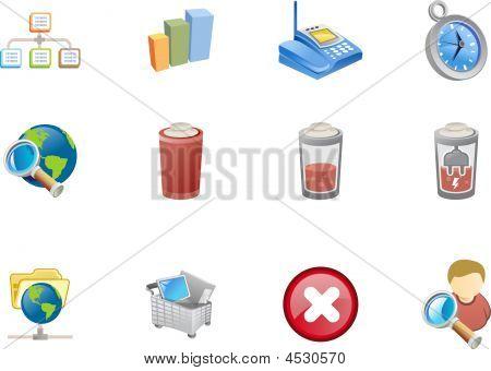 Web Icons - Varico Series #4