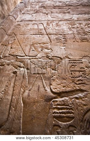 Amun God With Erected Penis