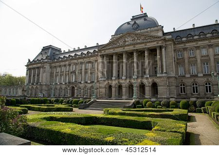 Royal Palace Brussels - Horizontal