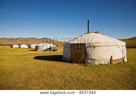Gers Mongolia Central Asia