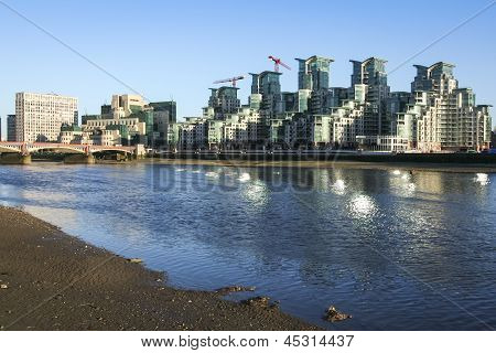 Thames River Property Development London