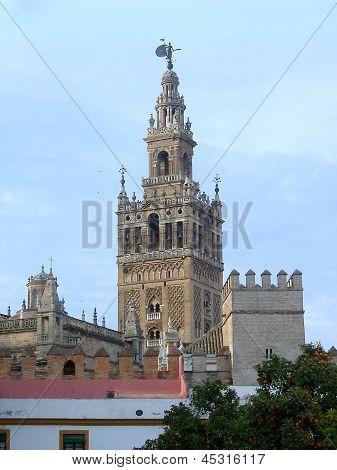 La Giralda, Bell torre de la Catedral de Sevilla