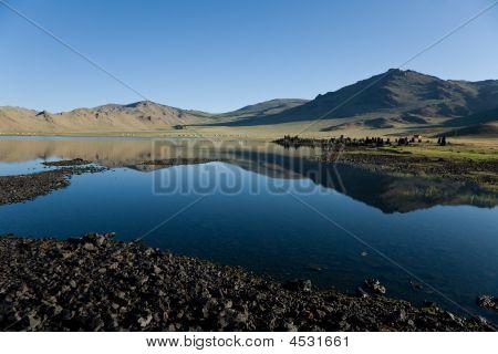 Terkhiin Tsagaan Nuur (great White Lake) Mongolia