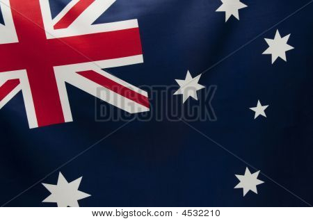 The Australian Flag Series