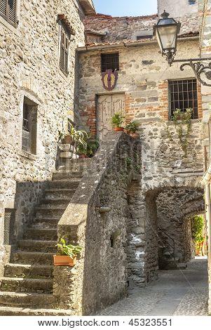 Filetto (tuscany) - Ancient Village