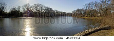 Milton Lake Panorama