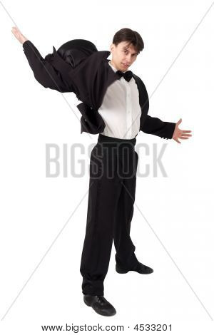 Man In Tailcoat