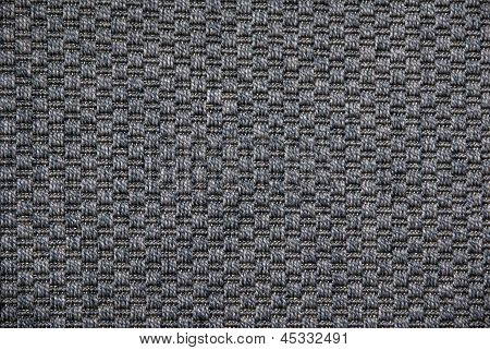Background Carpet Rug Flatwoven Dark Grey Closeup