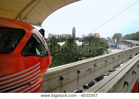 Kuala Lumpur Monorail, Malaysia