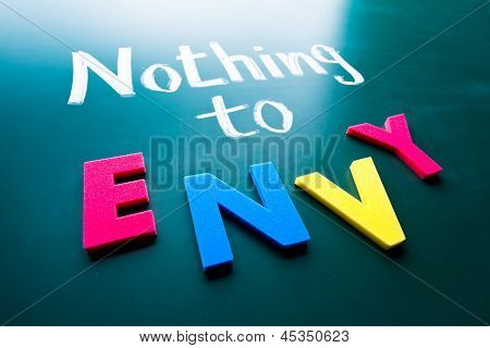 Nothing To Envy