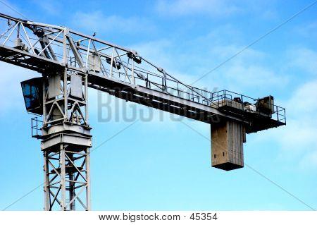 Builder's Crane