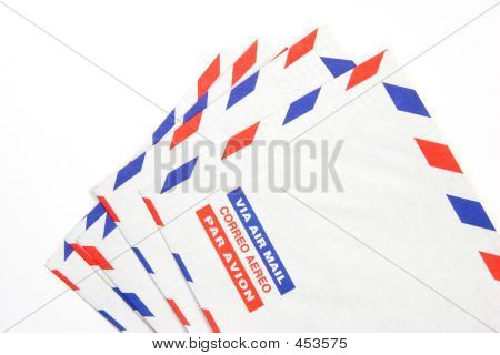 Air Mail Various View