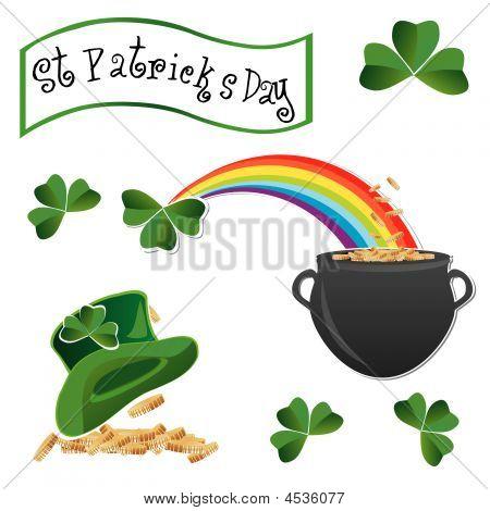St Patricks Objects