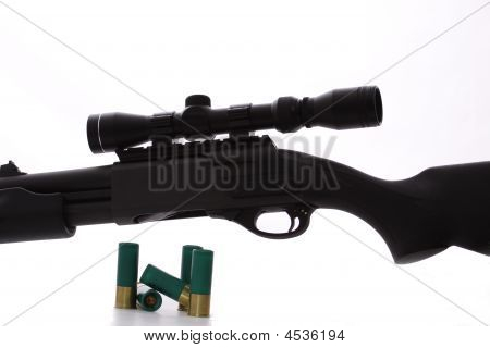 Shotgun And Rifle Scope