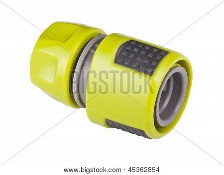 Conector de manguera